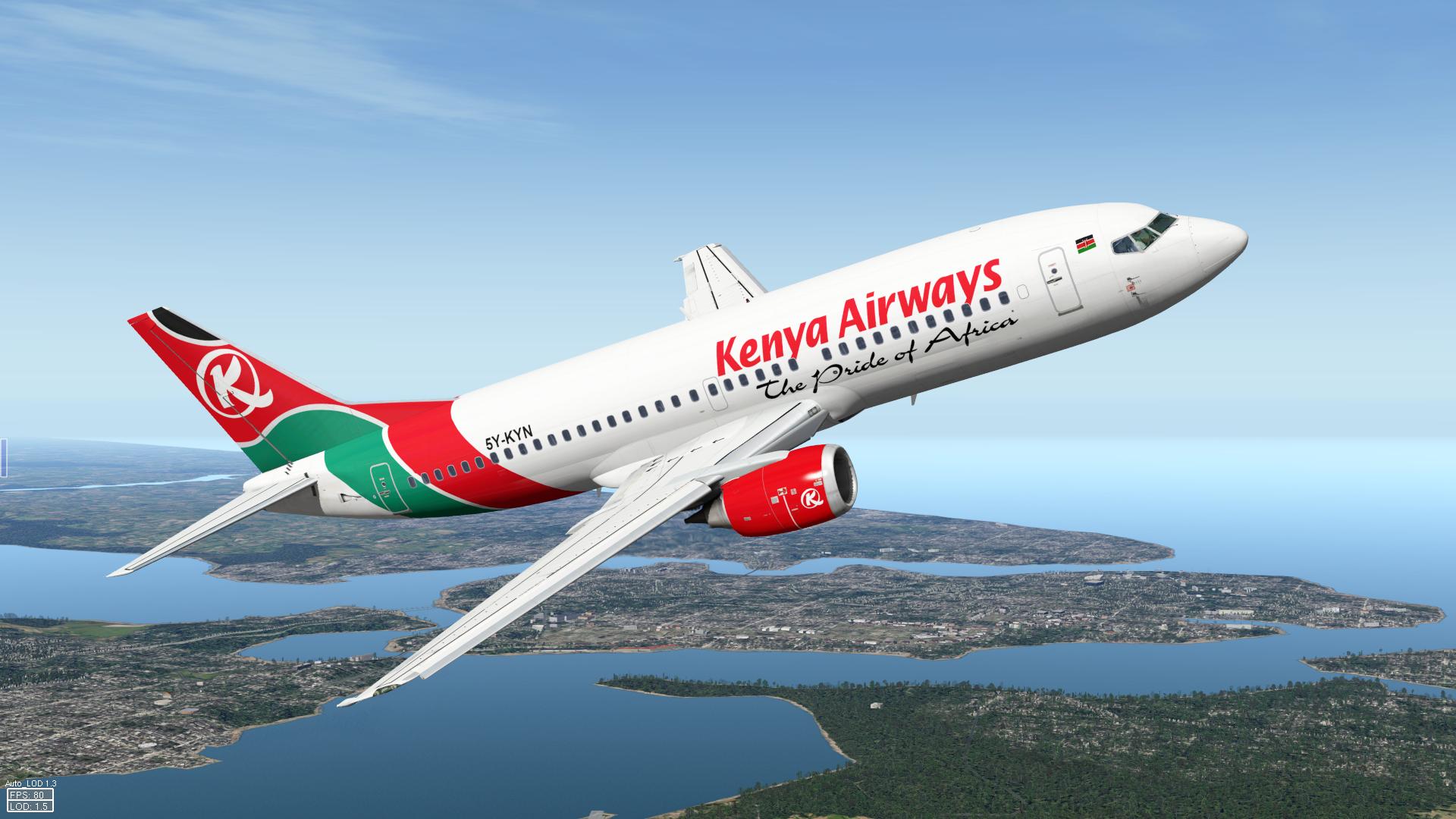 Kenya Airways Launch Us Flights To Africa Malawi Tourism
